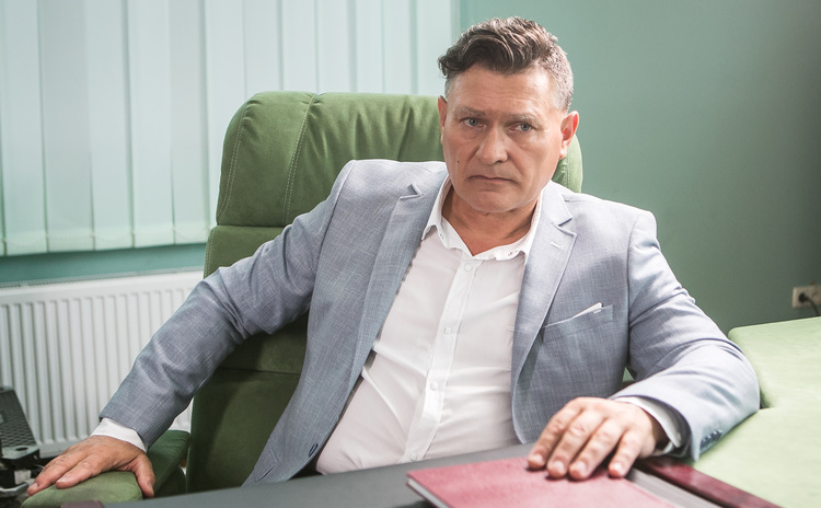 Актер Олег Примогенов