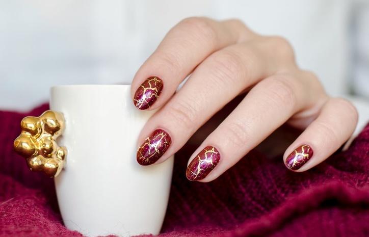 Дизайн ногтей на новый год 2019 новые фото
