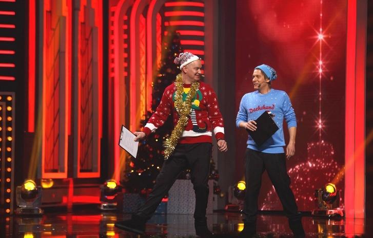 Новогодний Вечерний Квартал смотреть онлайн 31 декабря 2018