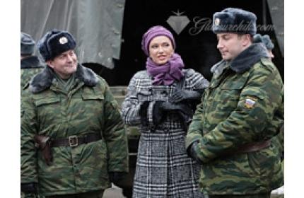 Эвелина бледанс в солдатах брюс уиллис список фильмов