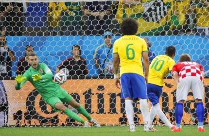 Все счета по футболу в бразилии