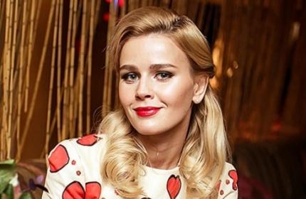 Кухня: актриса Катя Кузнецова