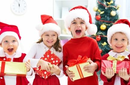 Новый год 2015: сценарий детского праздника