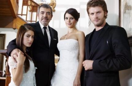 запретная любовь турецкий сериал актеры фото