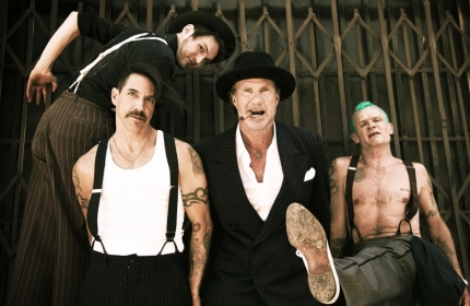 Red Hot Chili Peppers в Киеве
