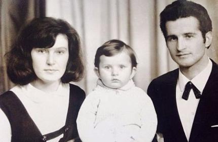 Жена и ребенок скрябина фото