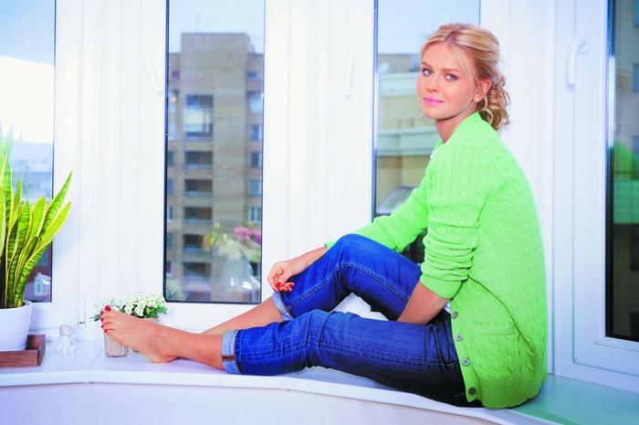 Актриса Екатерина Кузнецова