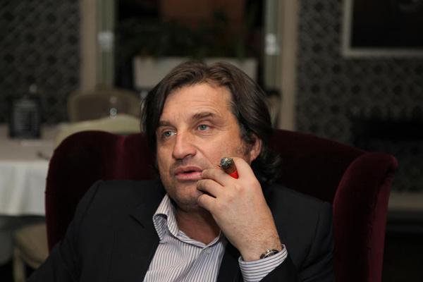Отар Кушанашвили и Радио Вести они нашли друг друга