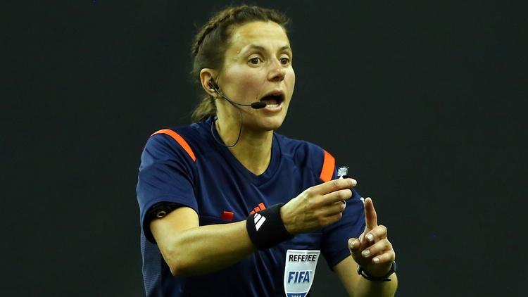 Екатерина Монзуль войдет в историю украинского футбола