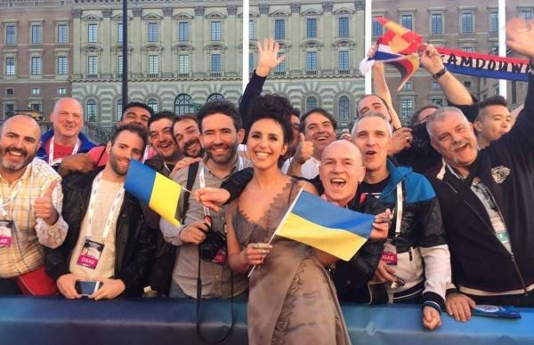 Англичане: Сергей Лазарев— фаворит «Евровидения-2016»