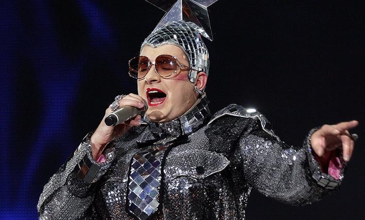 Верка Сердючка раскритиковала Евровидение на Украине, смешав Киев с грязью
