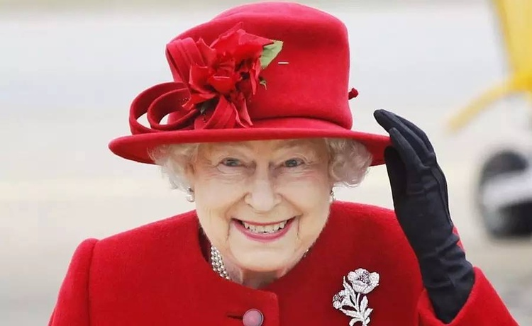 королева фото английская