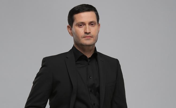 Актер и телеведущий Ахтем Сеитаблаев