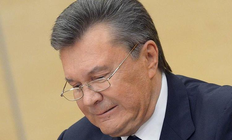 Виктор Янукович желает рассказать правду оМайдане