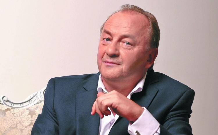 Писатель Януш Вишневский