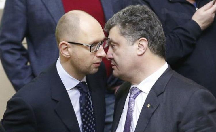 ГПУ вызывает надопрос Порошенко, Яценюка, Турчинова иКличко— Дело Евромайдана
