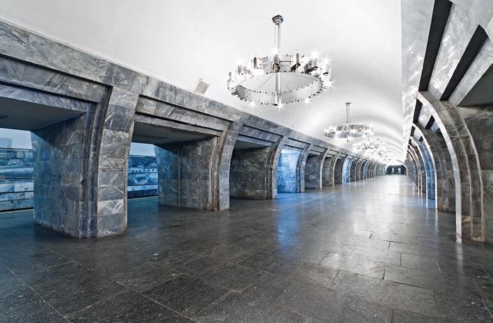 Завтра некоторые станции столичной подземки закроют навход ивыход