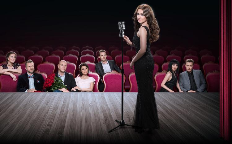 Сериал «Певица» - 18 серия от 15 сентября 2016