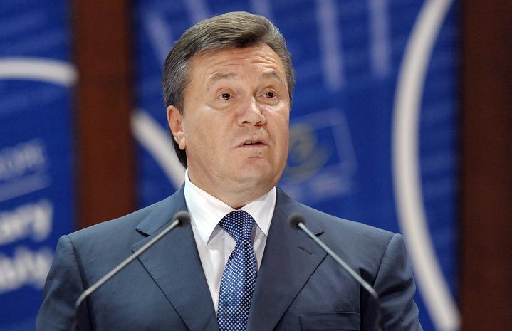 Европейский суд признал неправомочными санкции против Януковича, наложенные в2014—2015 годах