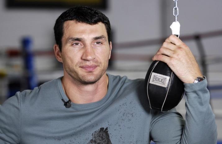 Владимир Кличко объявил, что несобирается заканчивать боксерскую карьеру