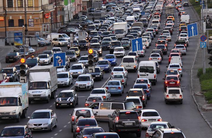 КГГА: Прорезную вцентре столицы Украины всубботу перекроют
