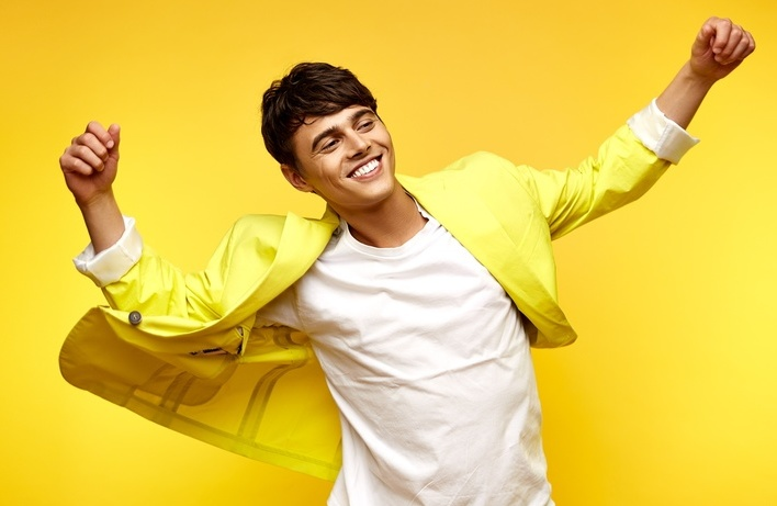 Украинский певец Alekseev