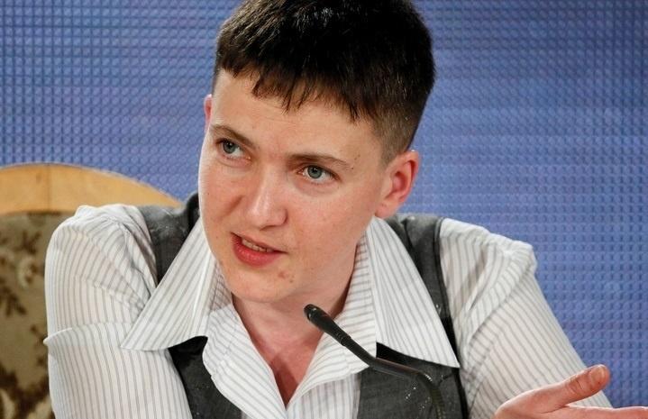 Надежду Савченко могут исключить изкомитета понацбезопасности иобороне