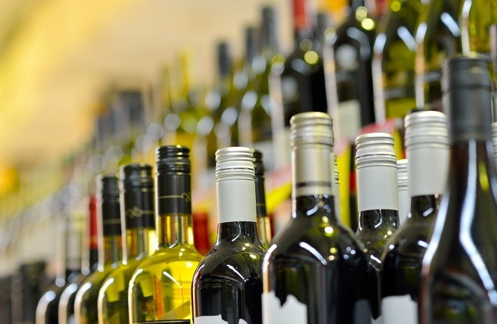 Приложение которое проверяет алкоголь