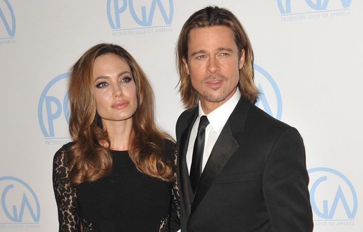 Анджелина Джоли впервый раз повела дочь нашоппинг
