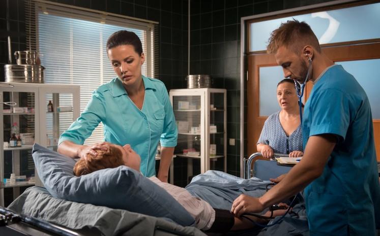 Дежурный врач-2 - 5 серия от 7 февраля