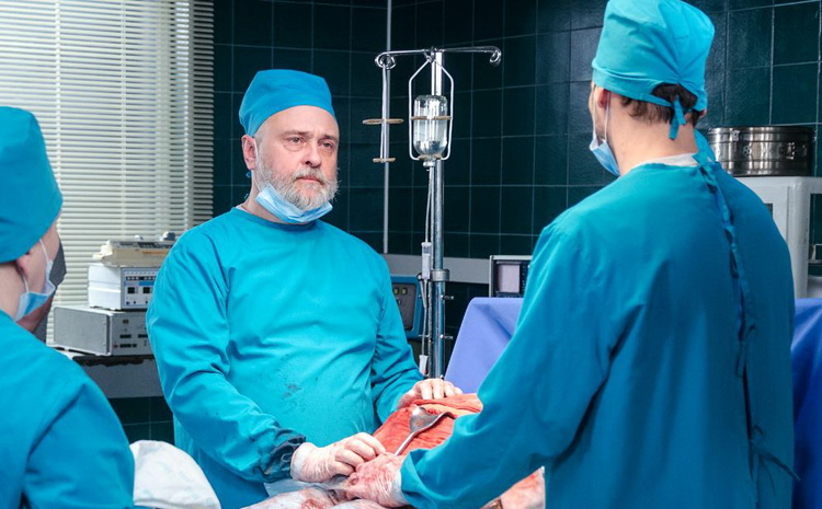 Дежурный врач-2 - 6 серия от 8 февраля
