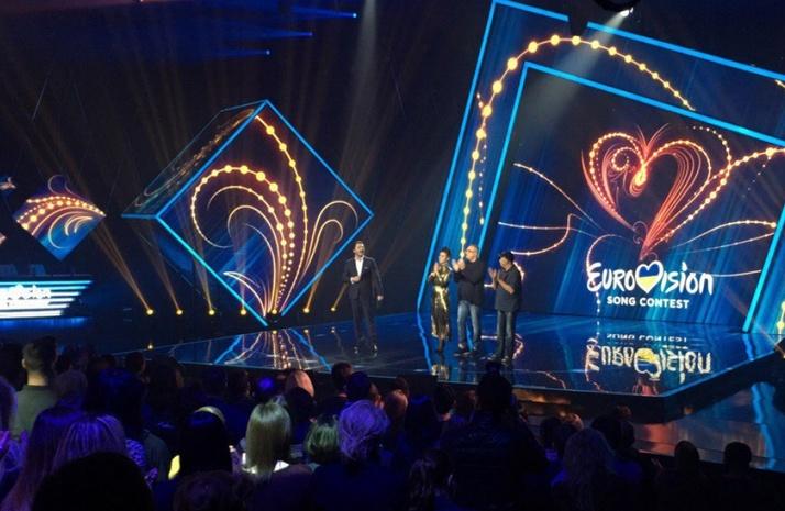 Нацотбор на Евровидение-2017 - второй полуфинал 11.02.17