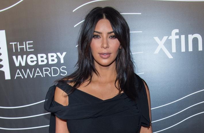 36-летняя Ким Кардашьян сообщила, что желает родить 3-го ребенка