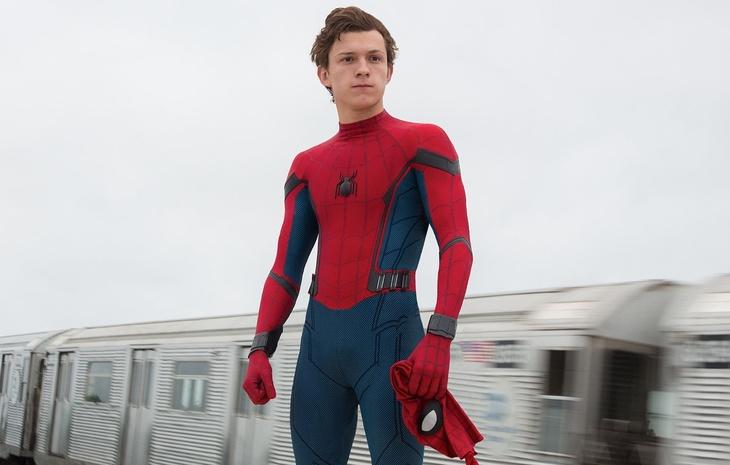 Главный герой фильма Человек-паук Возвращение домой