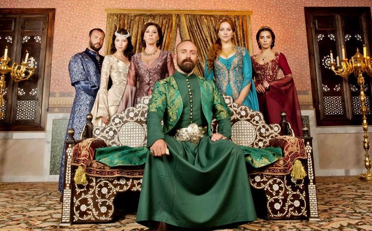 Сериал Великолепный век смотреть онлайн