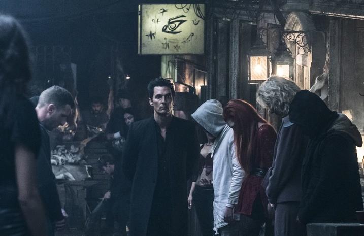Мэттью Макконахи иИдрис Эльба встретились в«Темной башне»