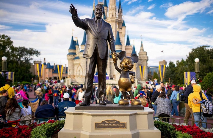 the walt disney Walt disney was born on december 5, 1901, at 1249 tripp avenue, in chicago's hermosa neighborhood he was the fourth son of elias disney‍—‌born in.