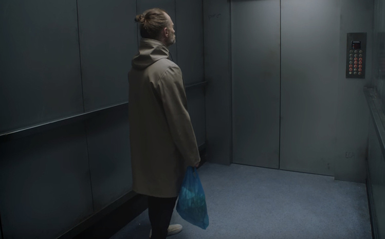 «Машина времени» обвинила Radiohead вкопировании клипа про лифт