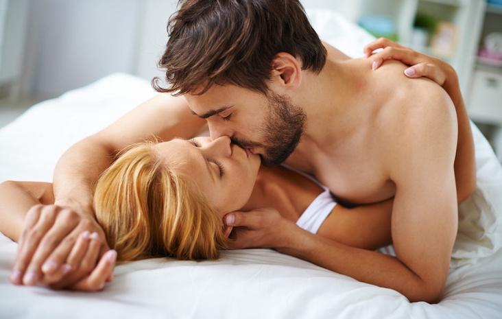 Как быть с мужем в постели видео