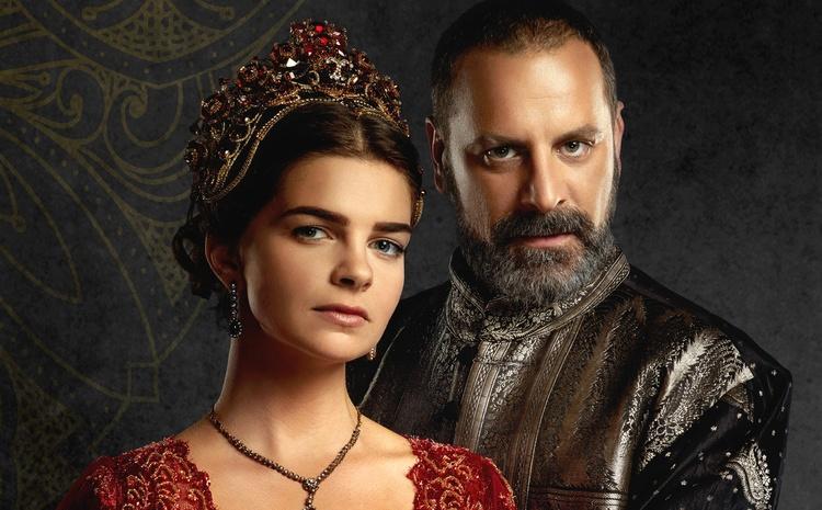Сериал Великолепный век все серии 5 сезона онлайн