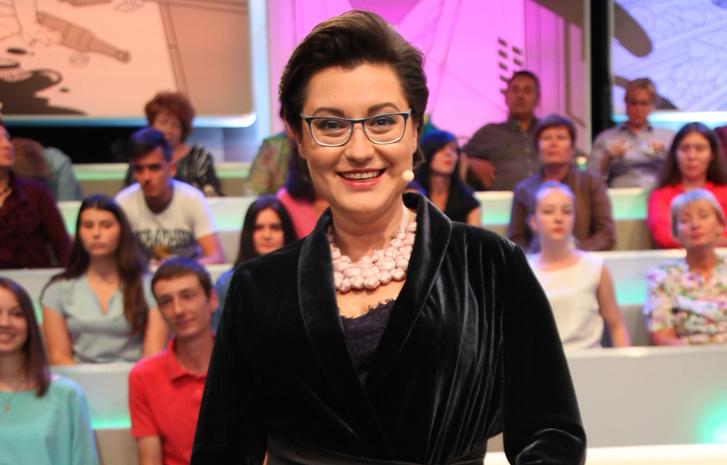 Шеф-редактор Анна Жижа