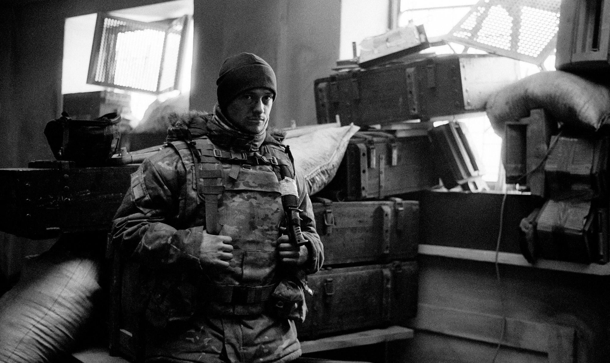 Новый фильм «Киборги» посвятили Амине Окуевой: видео трейлера