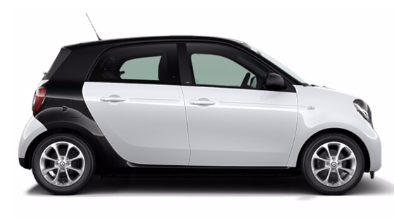 forfour-personal-contract-hire