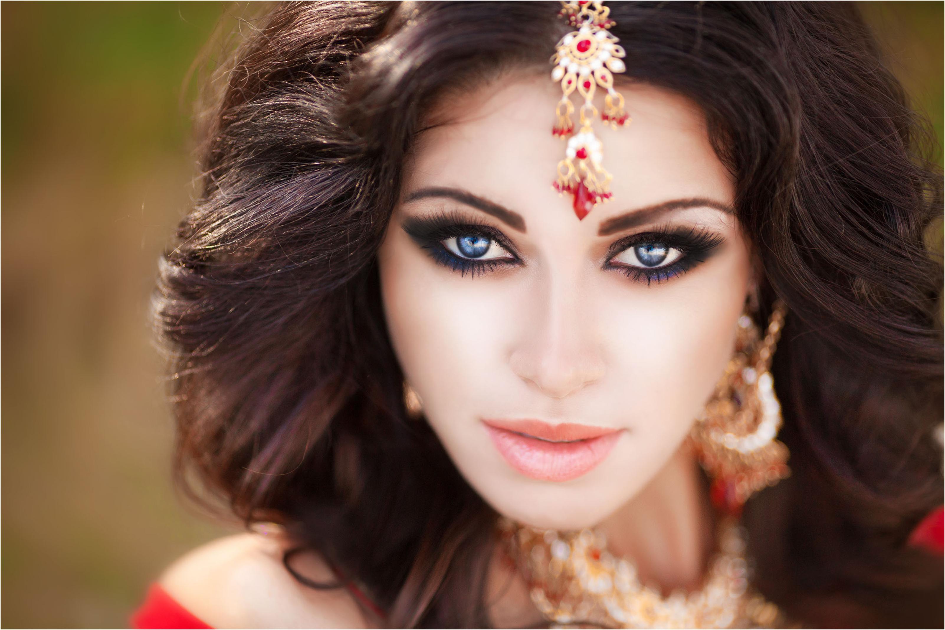 Фото самые красивые макияжи женщин