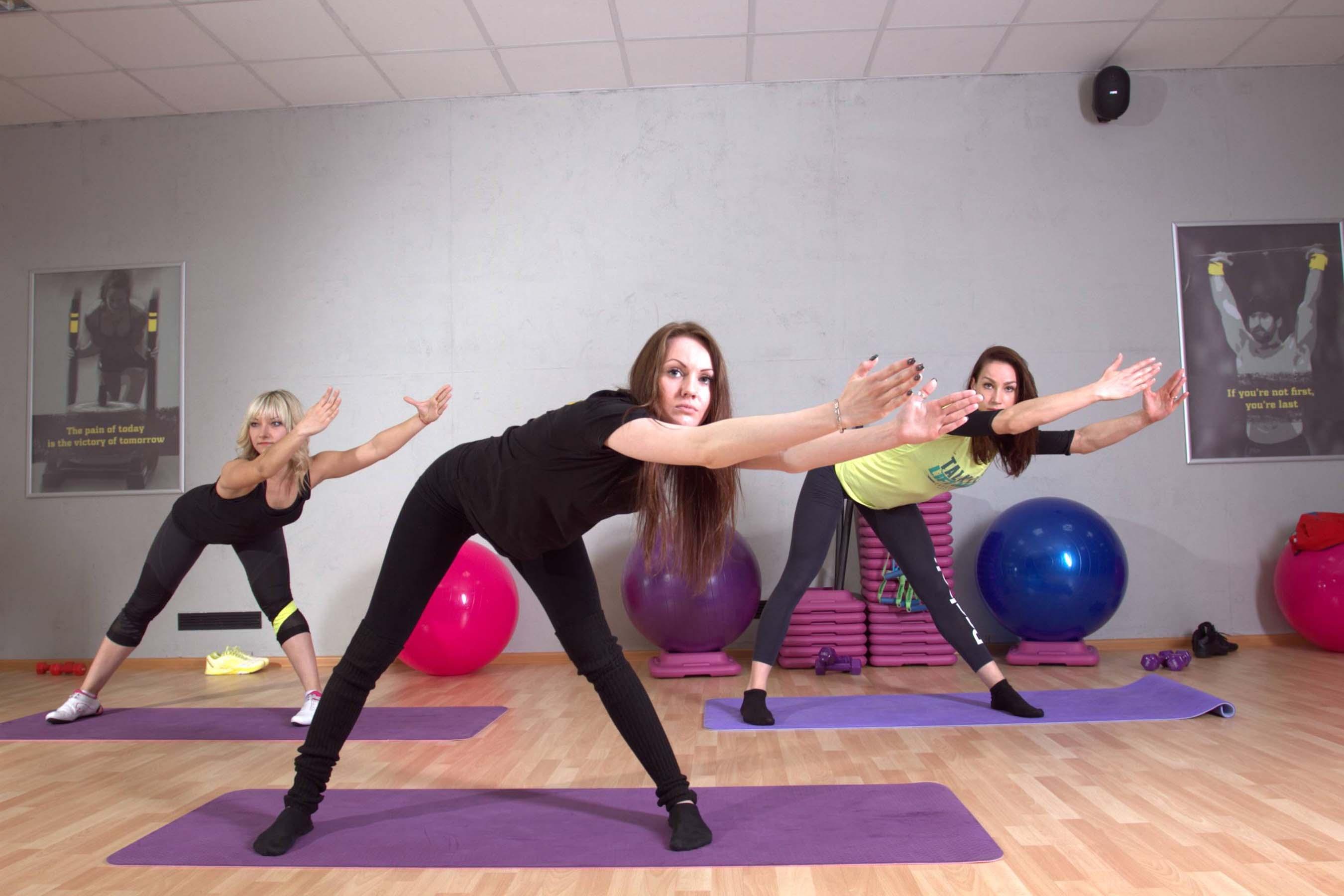 Полезен ли спорт для женского здоровья