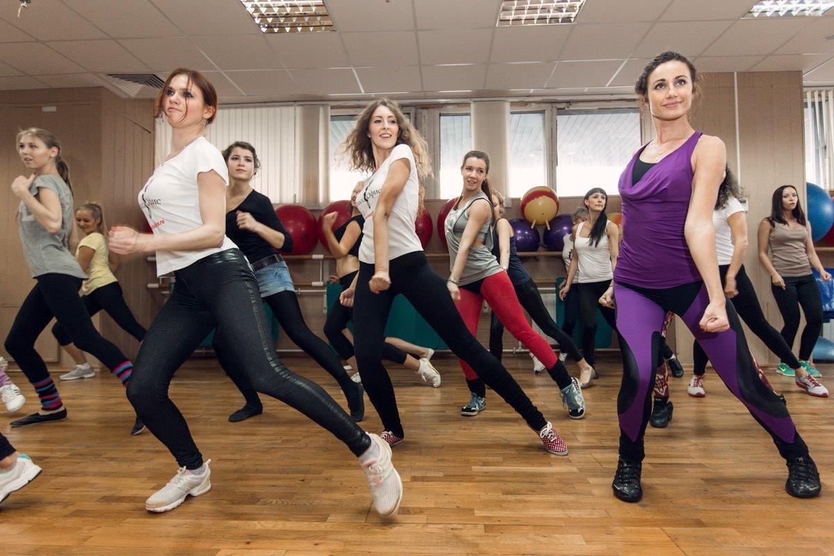ТОП-5 видов спорта для женского здоровья