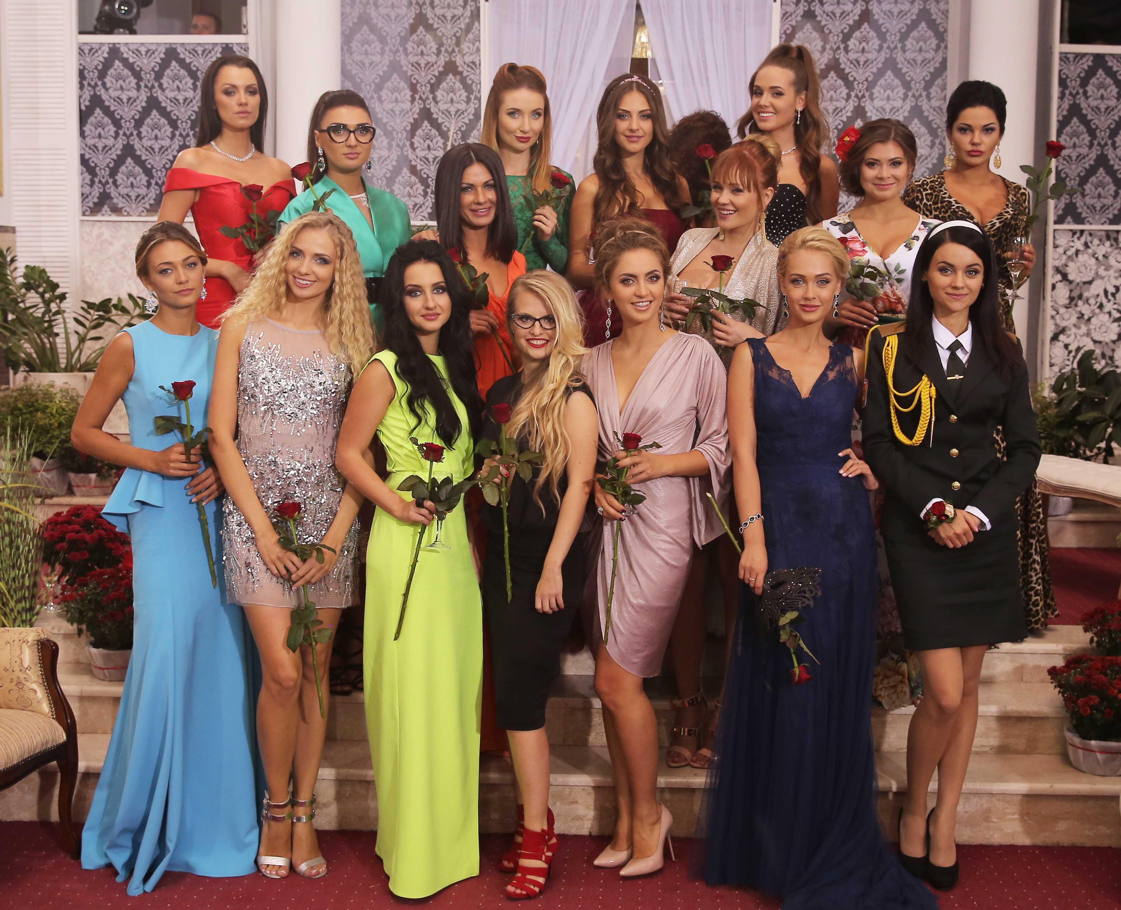 Холостяк 5 сезон девушки фото россия