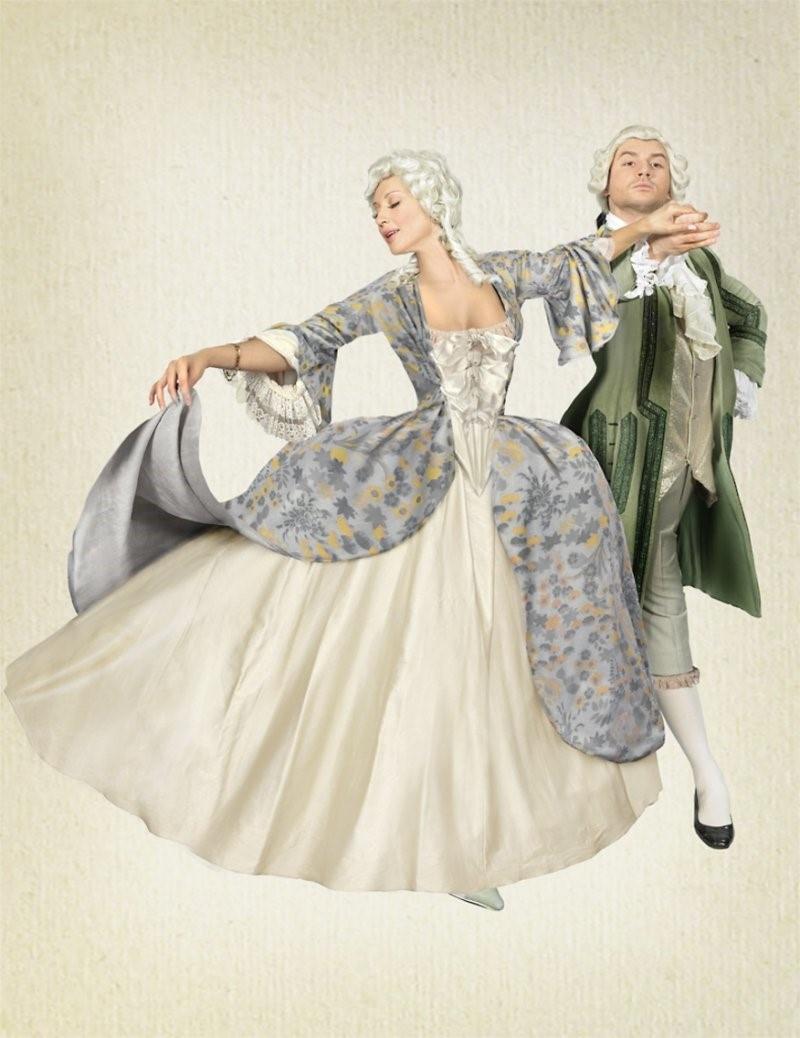 танцы версаль
