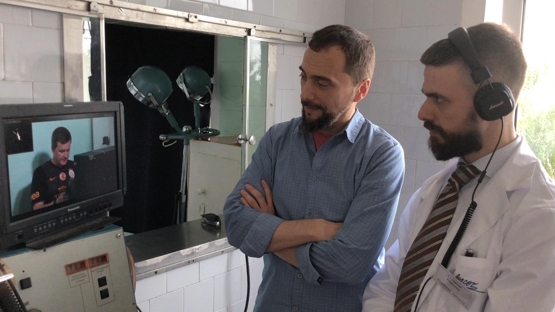 Канал «Україна» знімає у Києві документальний фільм жахів