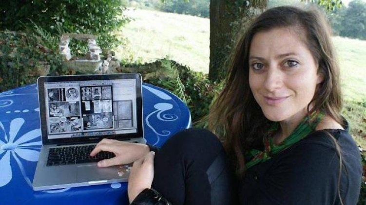 Анджеліна Джолі разом з українкою зняли мультфільм для дорослих